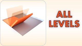 Folding Blocks   ALL LEVELS   Walkthrough