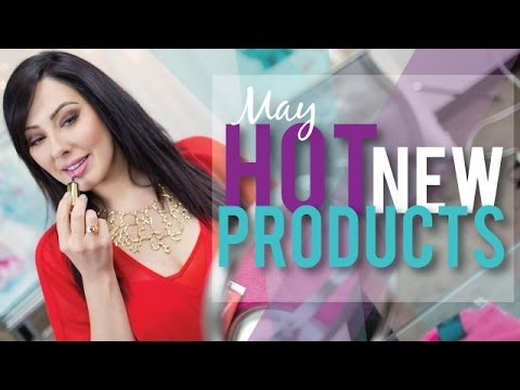 Hot New Products - May | Makeup Geek