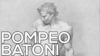 Pompeo Batoni: A collection of 123 sketches (HD)