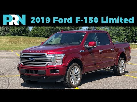 2019 Ford F-150 Limited | High Output, Huge Fun
