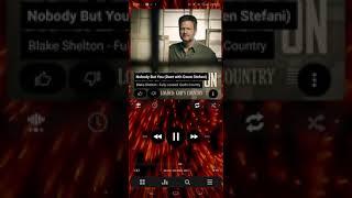 Blake Shelton - Nobody But You (Duet with Gwen Stefani) (Official Audio)