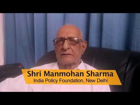 HinduPost Interviews Shri Manmohan Sharma, a veteran journalist