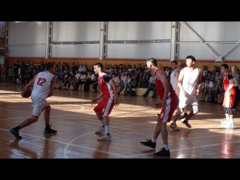 Баскетбол. Чемпионат Кыргызстана 2017, финал (вторая игра)
