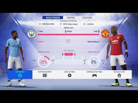 FIFA 19 UEFA CHAMPIONS LEAGE NEW GAMEPLAY