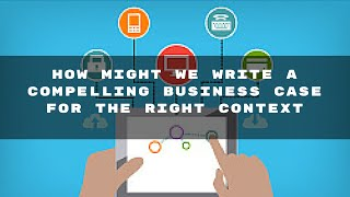How to write a Business Case | Business Case Writing Training Tutorial Video