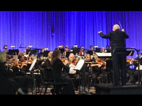 Thumbnail: John Williams conducts surprise concert at Star Wars Celebration 2017