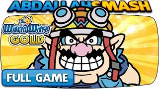 WarioWare Gold - Story Mode FULL GAME! (Nintendo 3DS Gameplay)