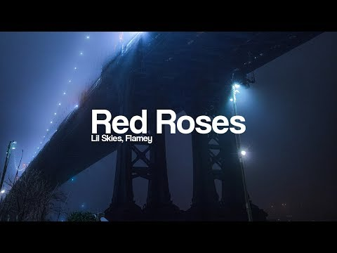 Lil Skies - Red Roses ft. Landon Cube 🌇 (Remix) [Bass Boosted]