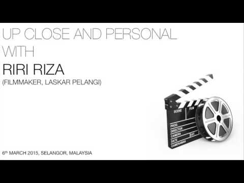 Up Close And Personal - Riri Riza