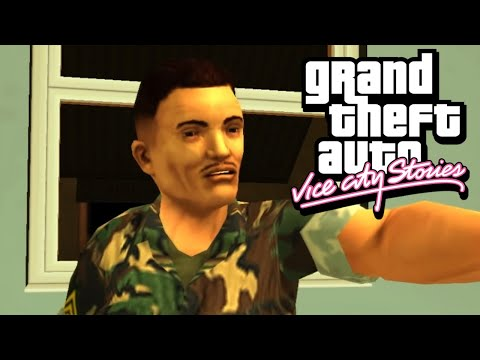 GTA: Vice City Stories - Mission #3 - Conduct Unbecoming