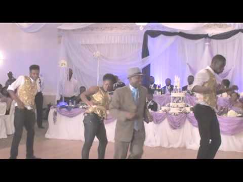 Ghanaian Wedding In Toronto (Hiplife/Azonto Dance)