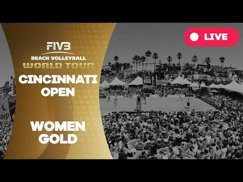 Cincinnati Open - Women Gold - Beach Volleyball World Tour