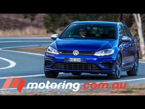2017 Volkswagen Golf R Review | motoring.com.au