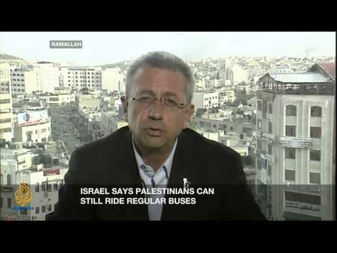 Inside Story - On the road to Israeli apartheid?