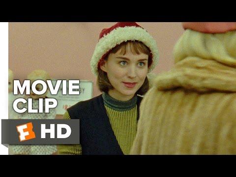 Carol Movie CLIP - I Like the Hat (2015) - Cate Blanchett, Rooney Mara Movie HD