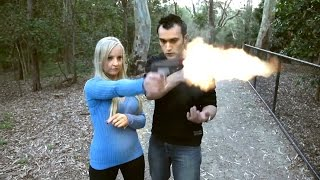 Realistic Looking Gun Fire - Muzzle Flash - VFX