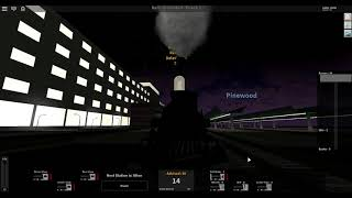 ROBLOX 4th of july exclusive train in rails unlimited