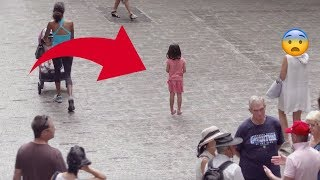 THIS Little CHILD Alone On THE STREET, What would YOU do ?(Social Experiment)