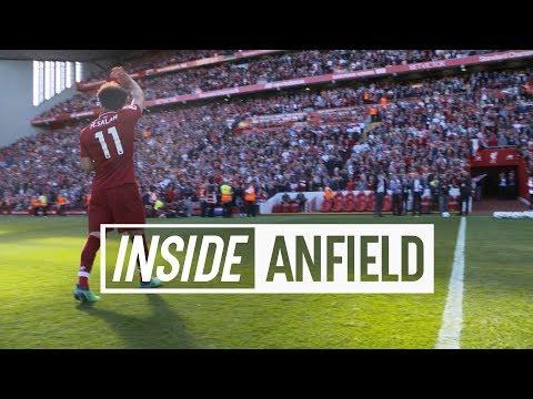 Inside Anfield: Liverpool 4-0 Brighton | SALAH BREAKS PREMIER LEAGUE RECORD