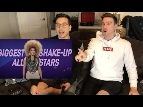 RuPaul's Drag Race All Stars 5 Trailer Reaction + Talking About The Twist 😩