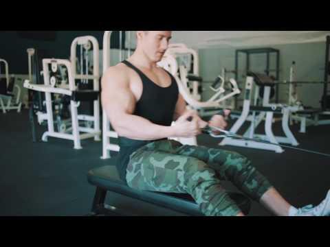 IFBB PRO Nimai Delgado - Vegan Bodybuilder (5 Weeks Out) Pt.1