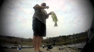 Kevin Clark Bass Fishing