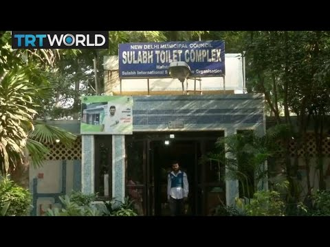 """Clean India"" Initiative: 80M toilets built in India's toilet revolution"
