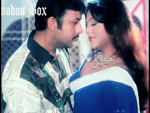 NODI AND AMIN KHAN Bangla Hot Song । Bangla Movie Khuv