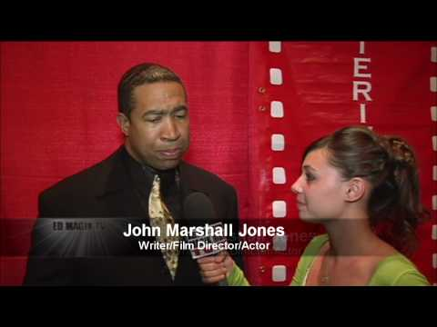 John Marshall Jones at The Guest at Central Park West Movie Premiere