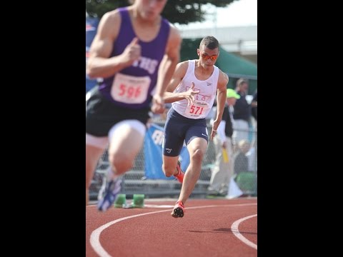 Mark Daniels II 2016 Track (10th grade)