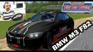 BMW M4 F82 /Test Drive/ City Car Driving #7