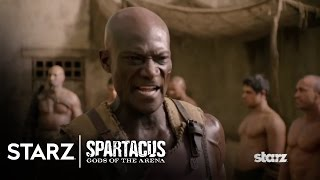 Spartacus | Gods of the Arena - Trailer #2 | STARZ