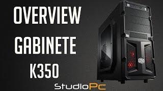 studioPC Overview # Gabinete K350