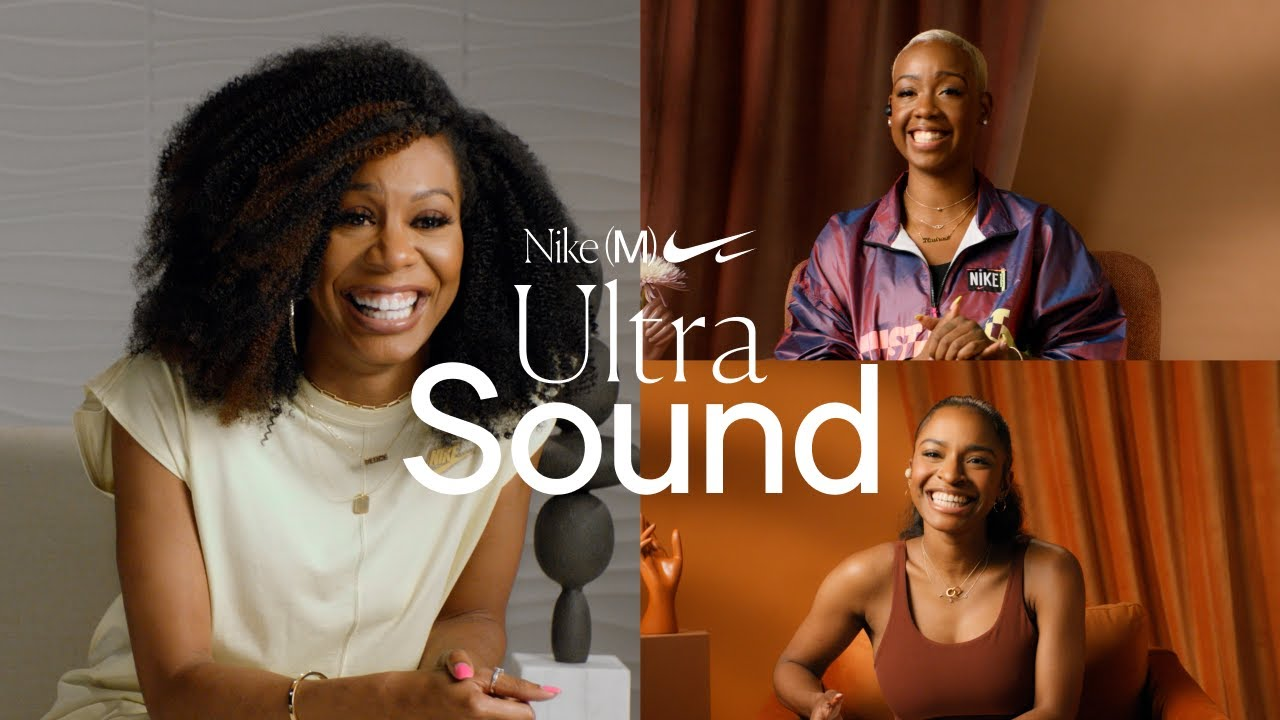Mamas Moving Together with Sanya Richards-Ross | Ultra Sound (E5) | Nike