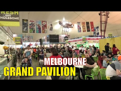 Royal Melbourne Show -The Grand Pavilion Showbags 2019 Best Shopping Melbourne