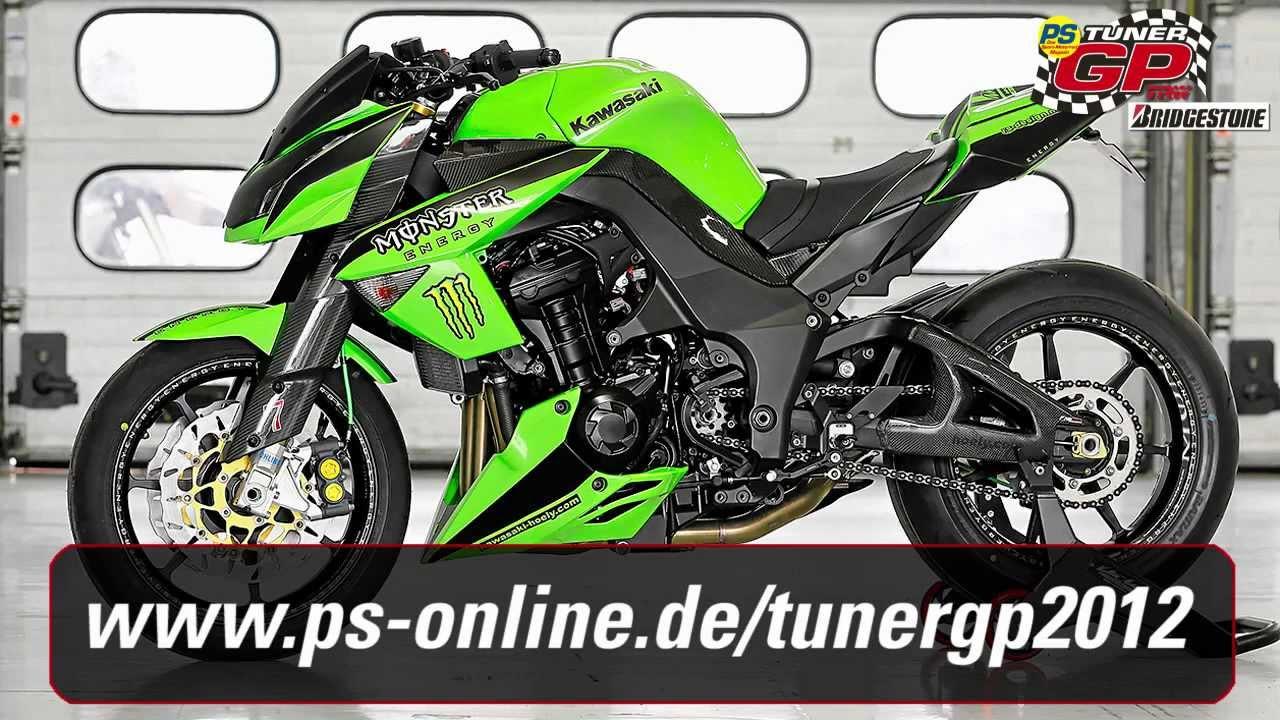 PS Tuner GP 2012 Holy Kawasaki Z 1000