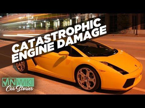 My Lamborghini Had Catastrophic Engine Failure