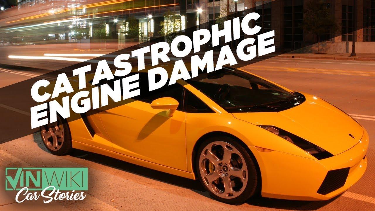 My Lamborghini Had Catastrophic Engine Failure Youtube