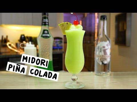 Midori Piña Colada
