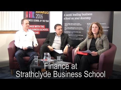 Finance at Strathclyde Business School