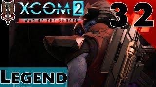 XCOM 2 - War of the Chosen [32] Legend Ironman   Warlock Ruining Operation Steel Giant