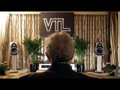 CES 2018: Lamm, Vandersteen, VTL   Stereophile