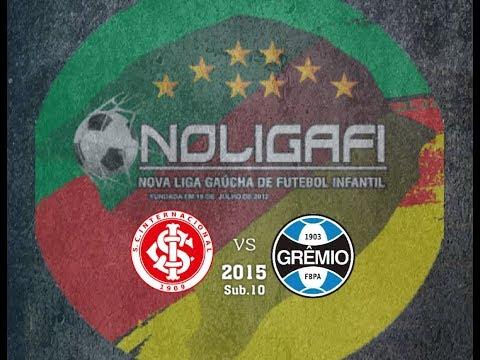 Campeonato Gaúcho 2015 | Internacional x Grêmio | Final | Categoria 2005