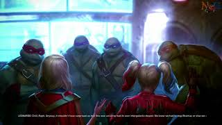 Injustice 2: Teenage Mutant Ninja Turtles Arcade/Multiverse Ending