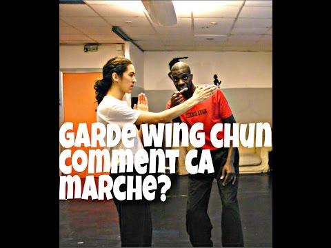 Wing chun technique