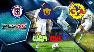 Como descargar PES 2013 [Parche Liga MX]