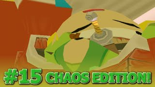 🔔 legend of zelda wind waker chaos edition part 2 more chaos