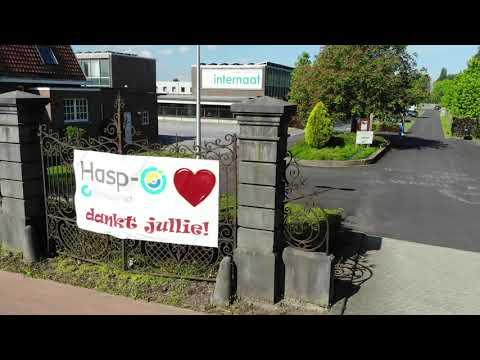 Hasp-O Stadsrand: ontdek onze school en onze boodschap in deze moeilijke coronatijden