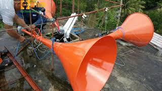 Loa phóng thanh công suất lớn LK-75KVH1 - Hữu Thiên Audio