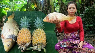 Yummy cooking fish with pineapple recipe - Cooking skill